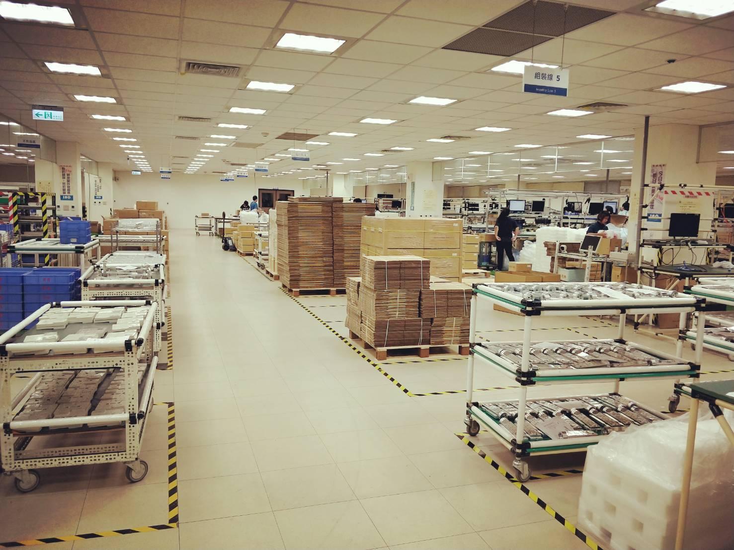Factory Floor 5