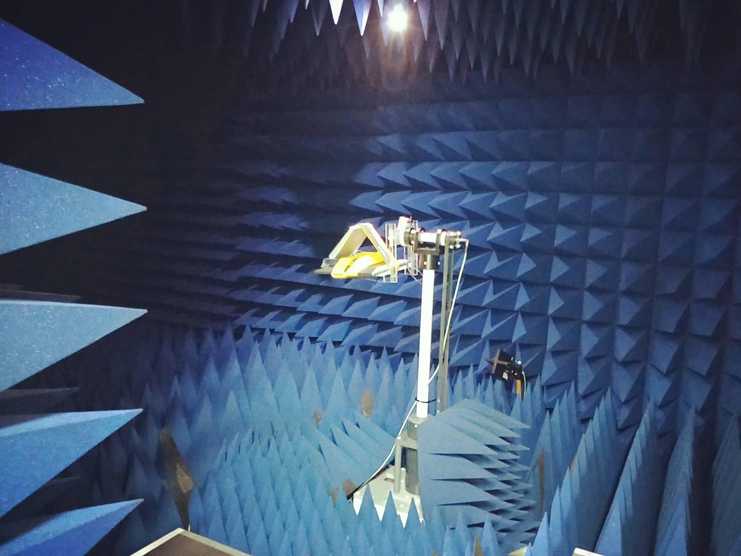 Microwave Anechoic Chamber 1